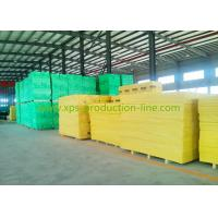 Wholesale Yellow X700 Extruded Polystyrene Foam Sheets for Highspeed Railway from china suppliers