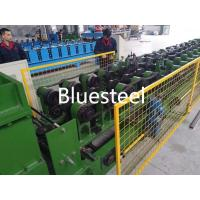 Wholesale Adjustable Size Cold Roll Forming Machine , C Z Purlin Forming Machine 415V / 440V from china suppliers