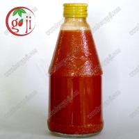 Wholesale Ningxia Pure Goji Berry Juice Concentrate/ Goji Juice Concentrate/Wolfberry Juice concentrate/36% Brix from china suppliers
