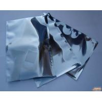 Wholesale Firm Lamination Aluminum Foil Bags Anti Static Hot Sealing Transparent ESD from china suppliers