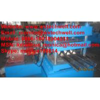 Wholesale Three Wave Beam Roll Forming Machine from china suppliers