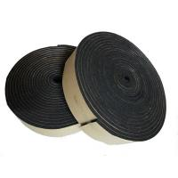 Wholesale Single Side High Strength Adhesives Foam Rubber Tape For Sound Insulation SGS from china suppliers