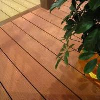 Wholesale Newtechwood WPC Deck, Special for Outdoor Decking in Garden Pool Side from china suppliers