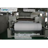 Quality Single / Double Beam Non Woven Fabric Making Machine For Woven Fabric Production for sale