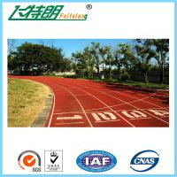 Wholesale IAAF Standard Athletic Jogging Track Material Sport Stadium Outdoor from china suppliers