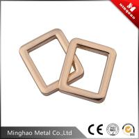 Wholesale Zinc alloy metal leather bag buckle ,19mm metal bag buckle for bag accessories from china suppliers