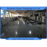 Wholesale High Sensitive Under Vehicle Inspection System , Under Vehicle Scanning System from china suppliers