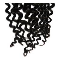 Wholesale Black Women Loose Curly Virgin Cambodian Hair / 100 Real Human Hair  from china suppliers