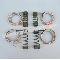 Wholesale Hot Runner Electric Heating Element Coiled Heaters With Thermocouple J, K from china suppliers