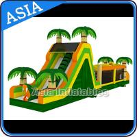 Wholesale Outdoor Giant Palm Tree Obstacle Challenge For Kids Amusement Sports from china suppliers