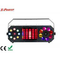 Wholesale Laser 3 in 1 LED Effect Light 62 W 50Hz / Party Stage Lights from china suppliers