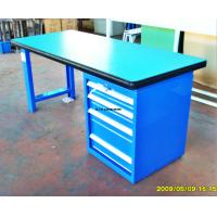Wholesale Metal Tables Industrial Workbenches For Workstations / Commercial Workplace from china suppliers
