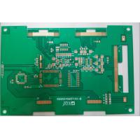 Wholesale FR4 Double Sided Printed Circuit Boards Green ENIG Immersion Gold PCB OSP OEM from china suppliers