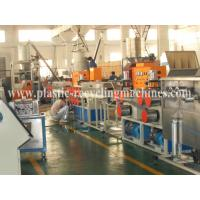 Wholesale Recycling Pet Strap Extrusion Line , PET Flake Bale Strap Making Machine from china suppliers