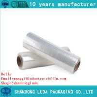 Wholesale clear,transparent,black lldpe stretch film,pe pallet film from china suppliers