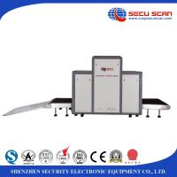 Wholesale Airport X Ray Baggage Scanning Machine White blue LCD monitor 1000mm width from china suppliers