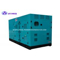 Wholesale 200kW Silent Diesel Generator Water Cooling  Engine and Alternator Electric Generator from china suppliers