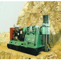 Quality 3200m Gold Exploration Drilling Rig Equipment With Wide Range Rotation Speeds for sale