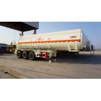 Wholesale 40,000 liters 30,000 liters fuel tanker trailer for sale with optional volume from china suppliers