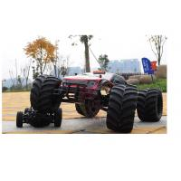 Wholesale Off Road Waterproof RC Monster Truck High Powered With Aggressive Tyres from china suppliers