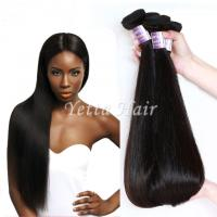 Wholesale Durable No Smell 100 Virgin Peruvian Straight Hair Weave Can Last a Long Time from china suppliers