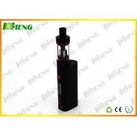 Wholesale 4.5Ml Black Refillable Electronic Cigarette Subox Mini Starter Kit With 18650 Battery from china suppliers
