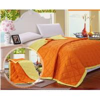 Wholesale Colorful Double Face Binding Twin Size Quilts Set Comforter For Summer from china suppliers