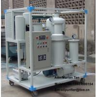 Wholesale ZJD Vacuum Hydraulic Oil Purifier,Lube Oil Recycling,Gear Oil Filtration Equipment from china suppliers