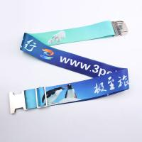 Wholesale Top sale luggage bag belt with adjustable buckle from china suppliers
