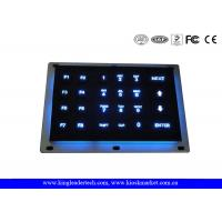 Wholesale Illuminated Panel Mount Industrial Numeric Keypad With 6x4 Matrix Keys from china suppliers