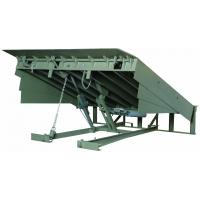 Wholesale Manual or electric Mechanical Hydraulic Dock Leveler for 6000kg Loading Capacity from china suppliers