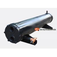 Wholesale Water Cooled Type Shell And Tube Condenser For Air Conditioning Unit from china suppliers