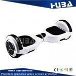White 2 Wheel Self Balance Scooter Electric Self Balancing Board with Benz Wheel
