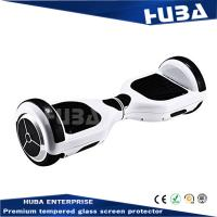 White 2 Wheel Self Balance Scooter Electric Self Balancing Board with Benz Wheel