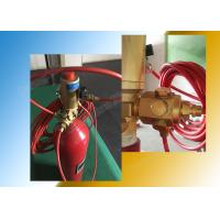 Wholesale Professional Fm200 Fire Detection Tubing with 3kg Agent Single Zone from china suppliers