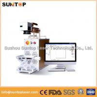 Wholesale Metal Laser Marking Machine mini size  for auto Parts and hardware from china suppliers