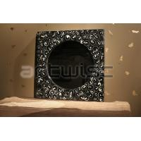 Wholesale Unique and Fancy Plywood View Art Deco Mirrors 80 * 80 * 3 cm from china suppliers