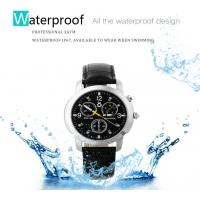 Quality waterproof Round screen bluetooth quartz watch smartwatch sport style for sale