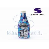 Wholesale Neckbands Custom Printed Labels for Bottles 6 Colors PVC Film from china suppliers