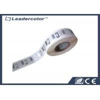 Buy cheap OEM Printing Uhf Inlay , Rfid Wet Inlay Sticker With Chip Alien 9627 from wholesalers