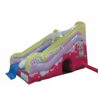 Wholesale Kids Mini Dog Small Inflatable Water Slides EN14960 EN71 Standard from china suppliers