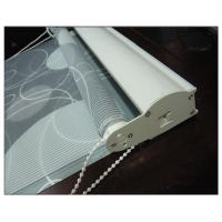 Wholesale Flower Double Fabric Roller Blind, Indoor Windows Shades Blinds from china suppliers