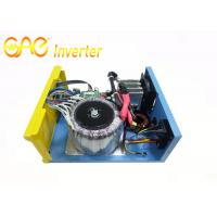 Quality 600w 1000w 2000w Solar Inverter Online UPS Inverter Automatic Shutdown for sale