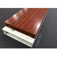 Quality Artist Aluminum Alloy Commercial Ceiling Tiles / Square Tube Screen Ceiling Tiles Waterproof for sale