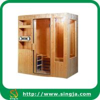 Wholesale High Quality Traditional Sauna Cabin(SR-D4) from china suppliers