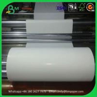 Wholesale 53g 60g 70g 80g sm woodfree lasering printing paper with roll packing from china suppliers
