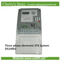 Wholesale electricity meter Three-phase electronic STS System D524002 from china suppliers