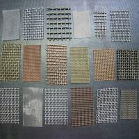 Wholesale High quality low price Stainless steel wire mesh dutch weaving from china suppliers