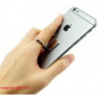 Wholesale Luxury Crystals Diamond Finger Ring Holder Grip Your Mobile Phone Hand Holder Stand from china suppliers
