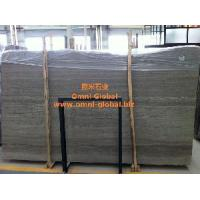 Wholesale Polished Coffee Wood Vein Marble Stone Slab/ Tile/ Wall Tile from china suppliers